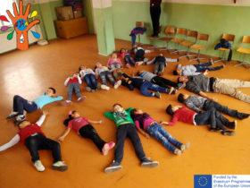 CYA Volunteers in Action