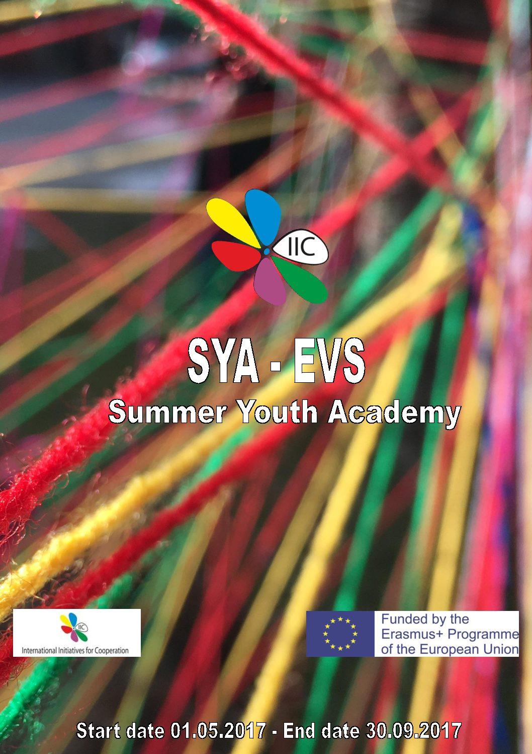 Summer Youth Academy (SYA)