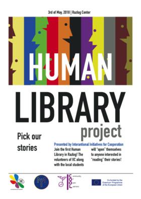 """Жива библиотека"" – ""Human Library"""