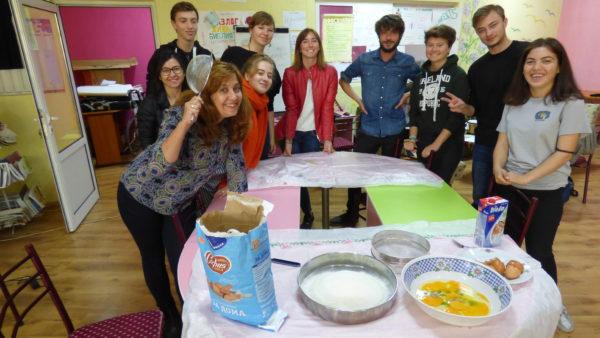 Култура и традиции за доброволци