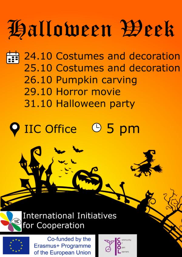 Хелоуин в град Разлог – повод за междукултурно общуване